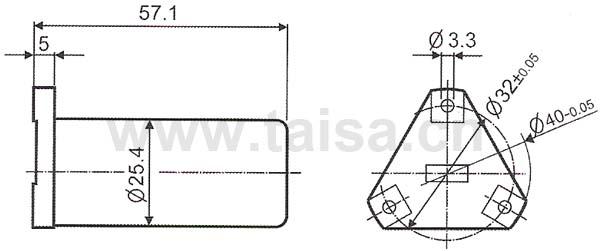 瑞士wyler角度传感器/动态角度测量系统